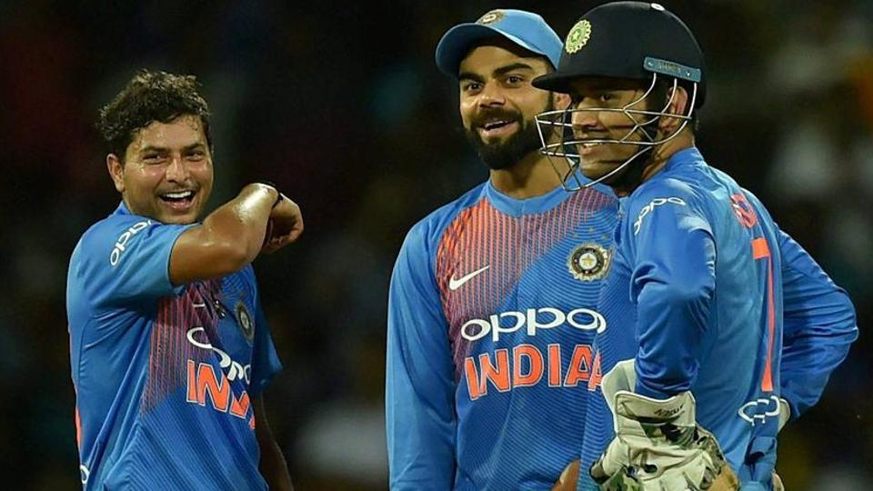 Kuldeep Yadav takes hat-trick in India vs Australia ODI, 3rd Indian to do so