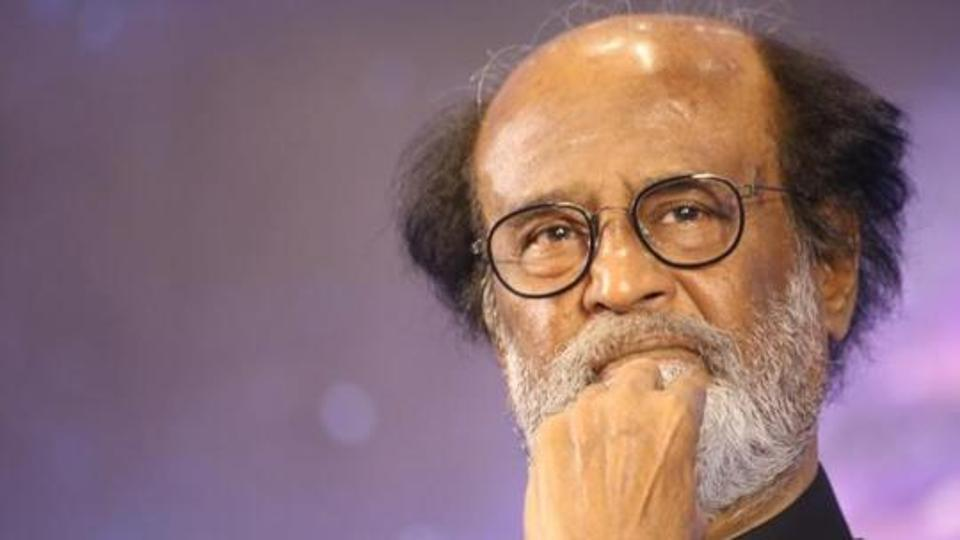Rajinikanth extends support to PM Modi's 'Swachhata' campaign.