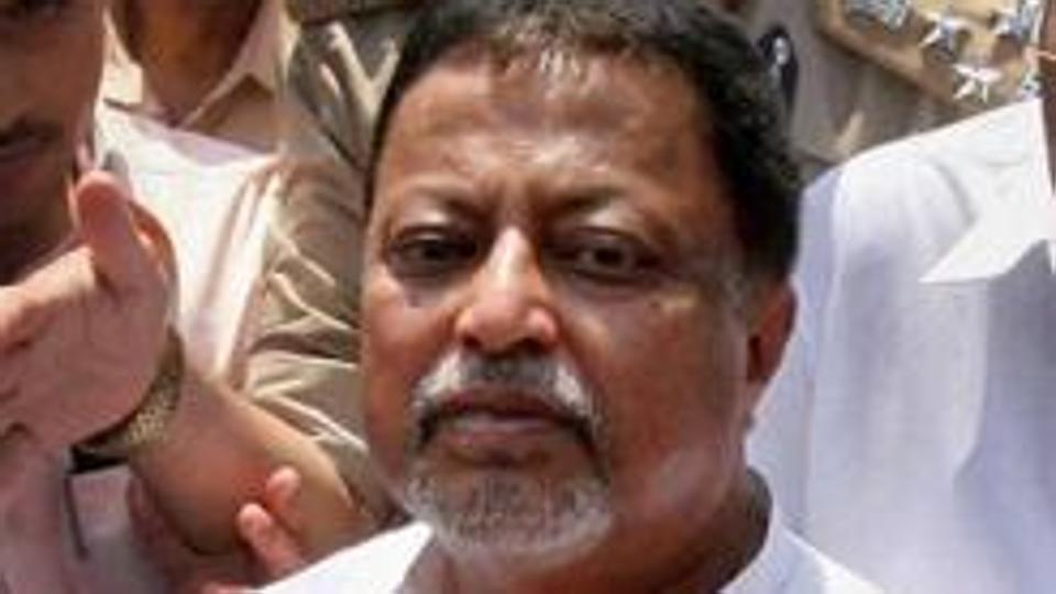 Senior Trinamool Congress leader Mukul Roy quits party