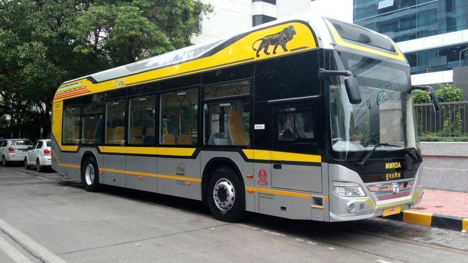 Mumbai commute gets smoother: Hybrid AC buses to BKC to hit roads in a few weeks