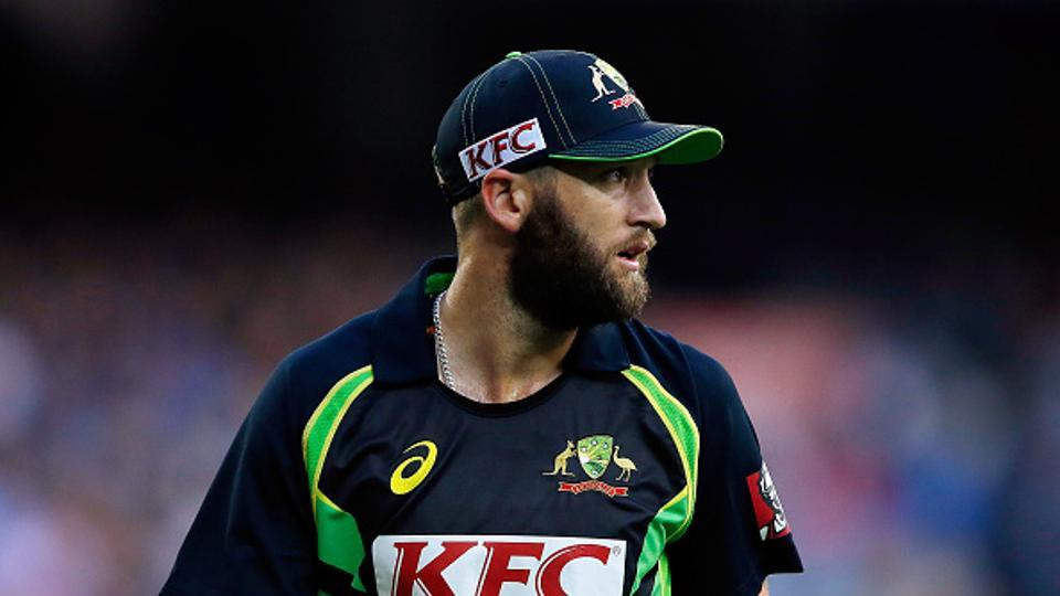 Andrew Tye to replace Pat Cummins for India-Australia T20I series