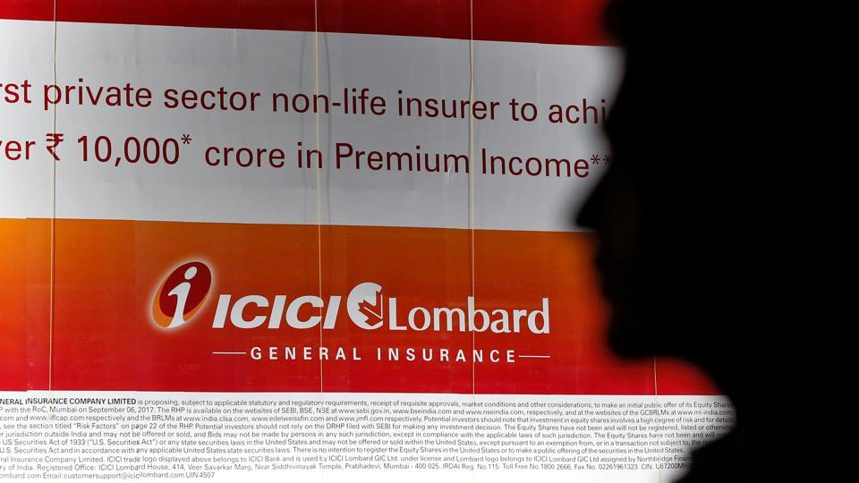 ICICI Lombard makes tepid debut after $871 million IPO.