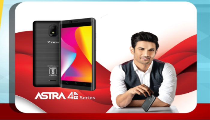 Ziox launches Astra Curve 4G smartphone at Rs 7,299.