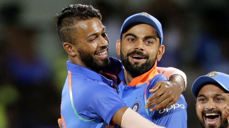 Virat Kohli hints Hardik Pandya might be Indian cricket's regular No.4 in ODIs.