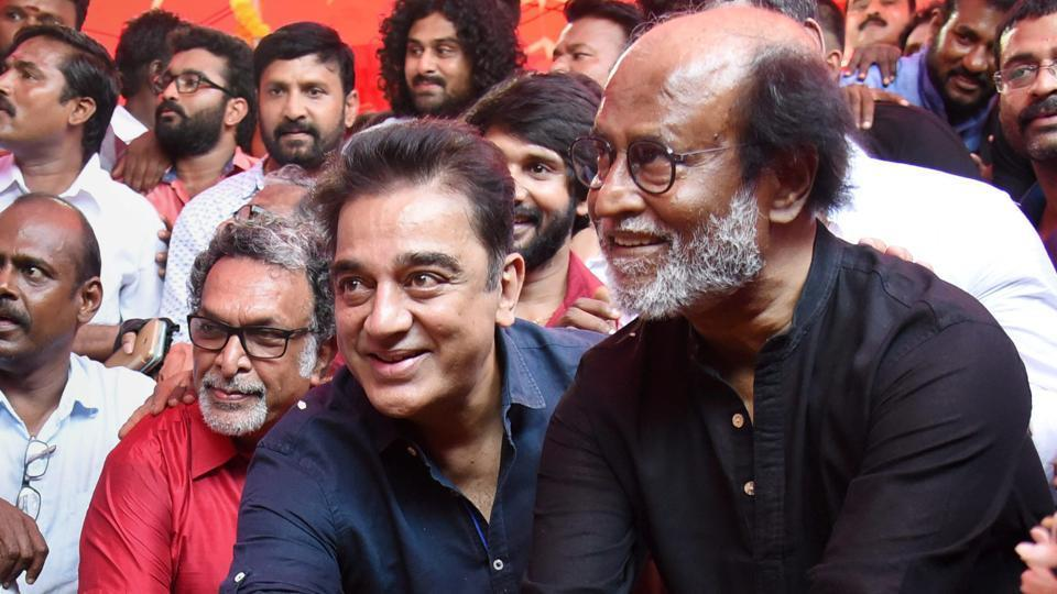 Stardom alone will not help political fortunes of Rajinikanth, Kamal Haasan