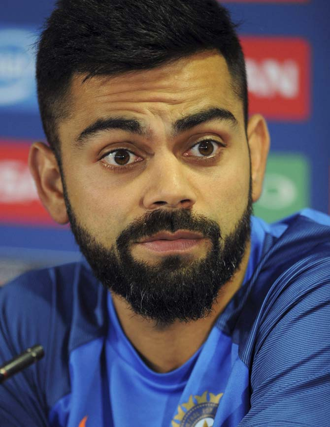 Virat Kohli Has A Special Message For India U-17 Football Team Ahead Of The World Cup