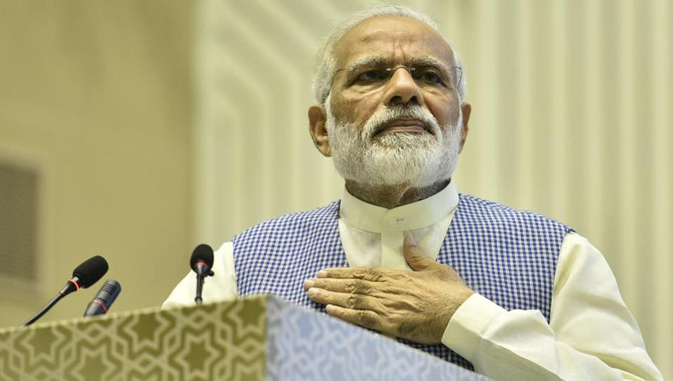 'Govt open to criticism but don't create panic': Key points from PM Modi's speech.