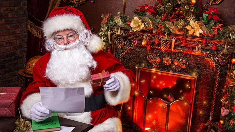 Santa Claus is real but dead: Archaeologists say they've found his tomb in Turkey