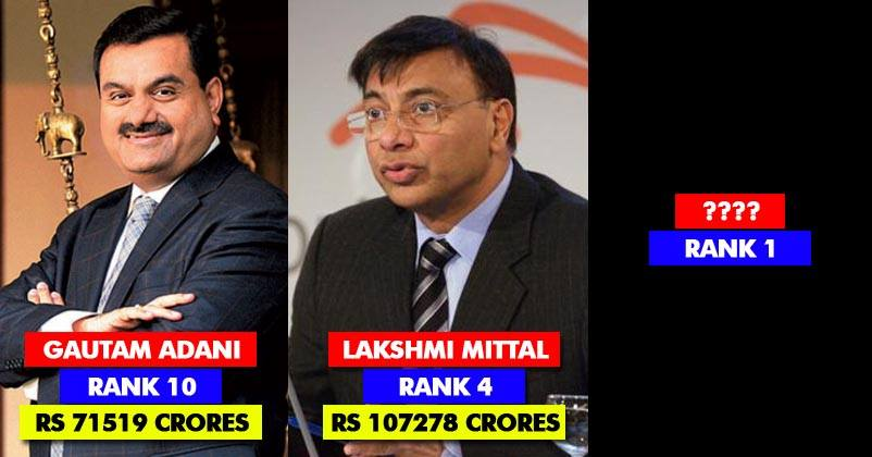 Forbes Released India Rich List 2017. Want To Know Who Topped It?