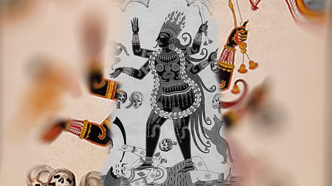 Goddess Kali – The Fierce One.