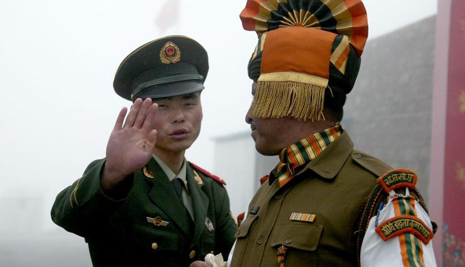 China widens road near Doklam, India says no strategic impact.