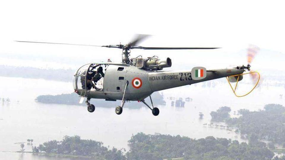 7 dead as Air Force chopper crashes in Arunachal Pradesh's Tawang