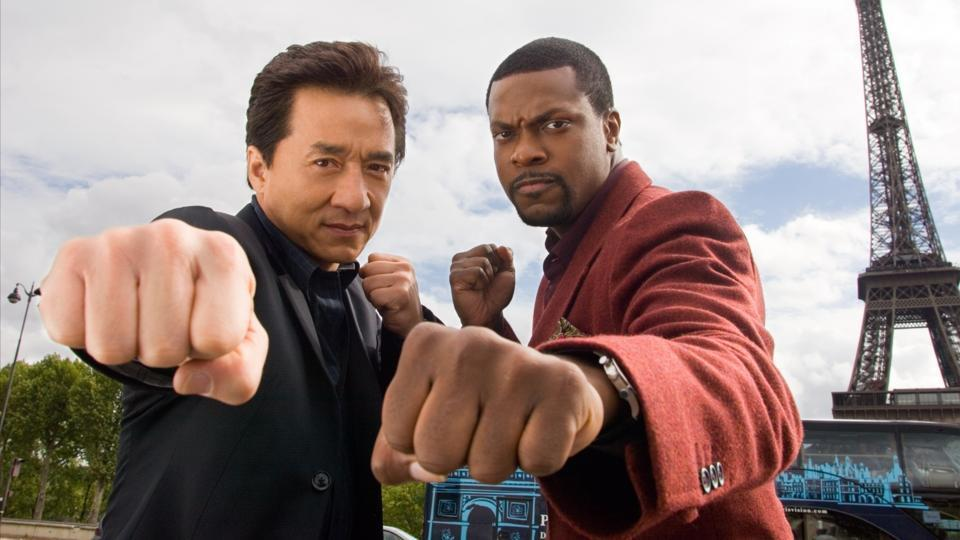 Jackie Chan has good news for Rush Hour fans. Are you listening, Chris Tucker?