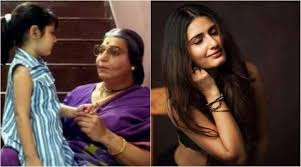 Bollywood child actors then and now
