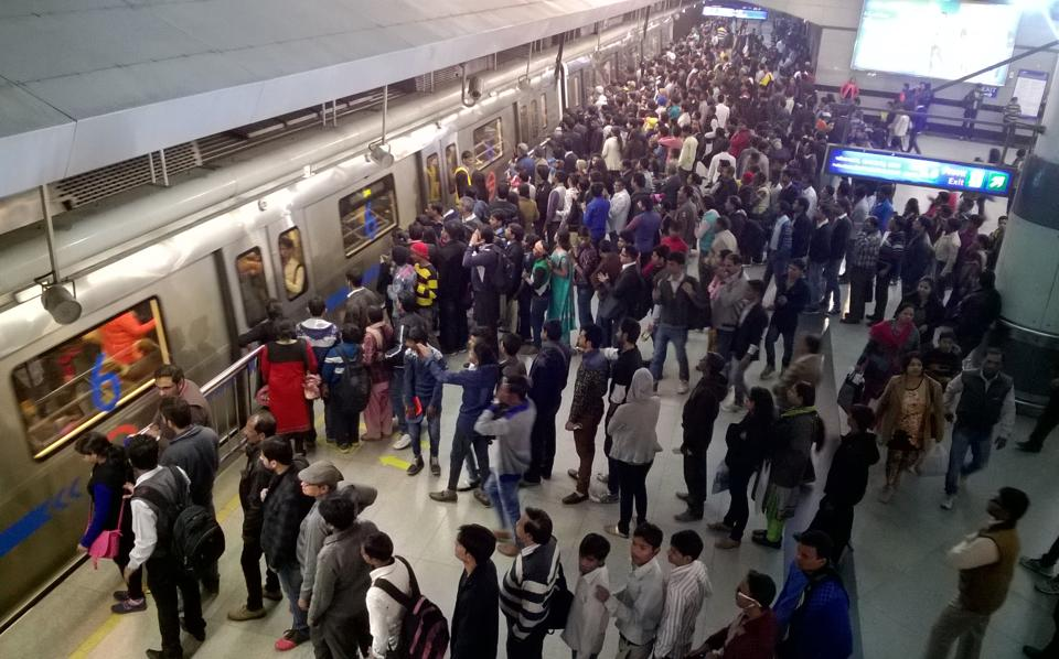 Delhi Metro fares hiked from today, check here for new rates