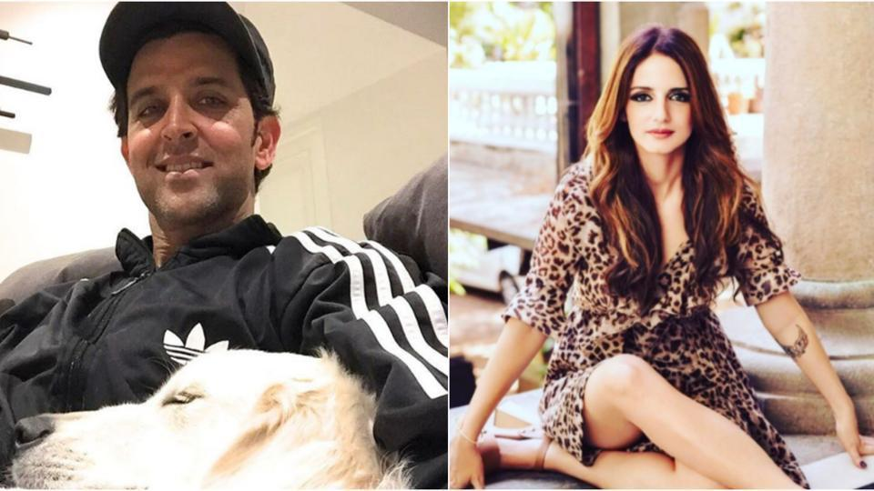 Hrithik Roshan and ex-wife Sussanne Khan spend quality time together. See pic