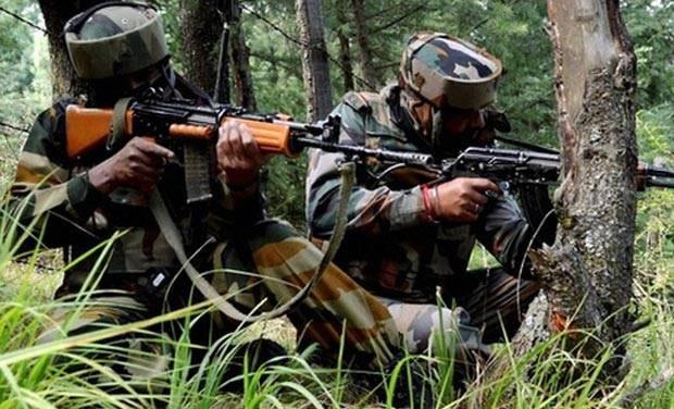Two Lashkar-e-Toiba terrorists killed in encounter in J&K