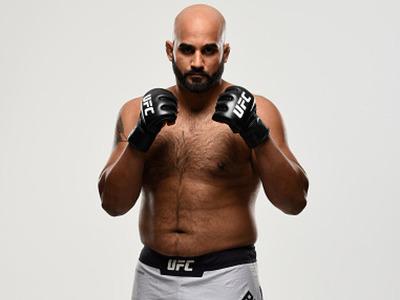 Arjan Singh Bhullar hopes to hit the UFC