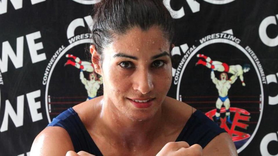 Meet Kavita Devi, Indian's first woman wrestler to sign for blockbuster WWE