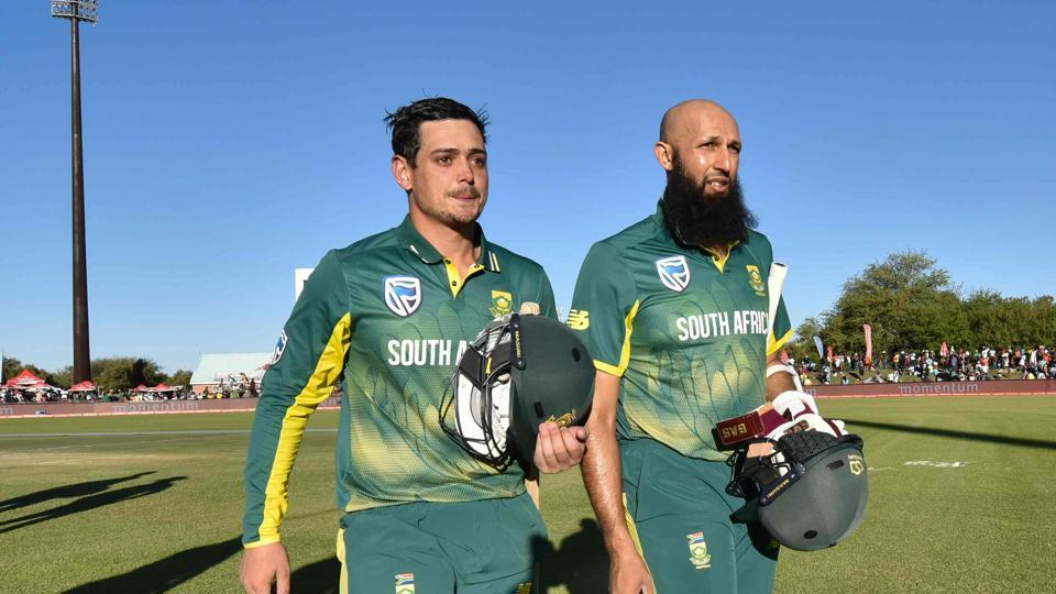 Hashim Amla, Quinton de Kock stand powers South Africa to record win vs Bangladesh