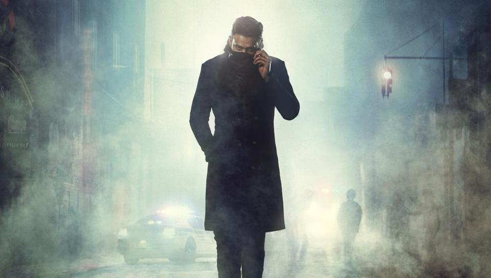 First look of Saaho: Prabhas teases with a mysterious look. See pic