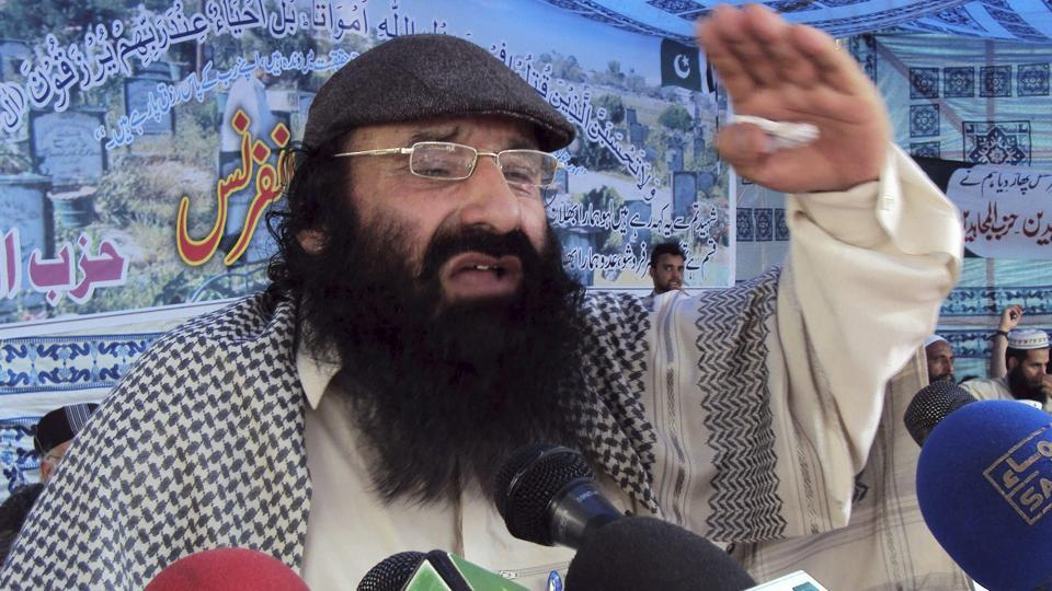 Hizbul Mujahideen chief Syed Salahuddin's son arrested by NIA in terror funding case