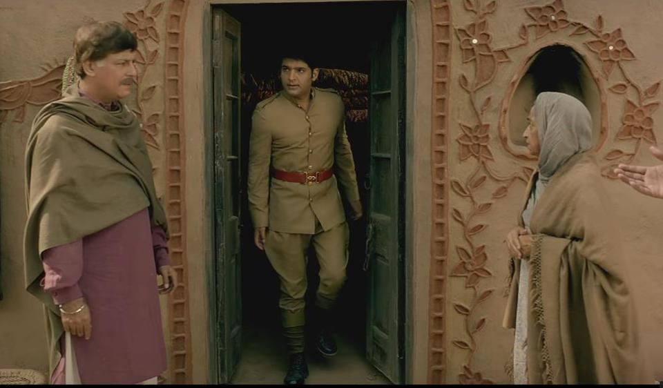 Firangi trailer: Is Kapil Sharma the traitor in this pre-independence story?