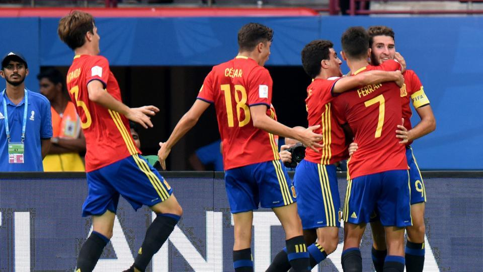 FIFA U-17 World Cup: We will stick to our style vs Mali, says Spain coach.