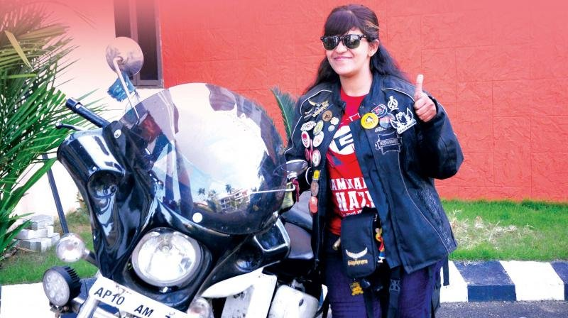 Woman Biker Sana Iqbal, Who Covered 38,000 Km On 'Anti-Suicide' Mission In 2015, Dies