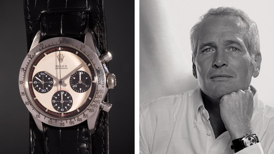 Hollywood icon Paul Newman's Rolex sold for record $17 million (Rs 115 crore) at auction