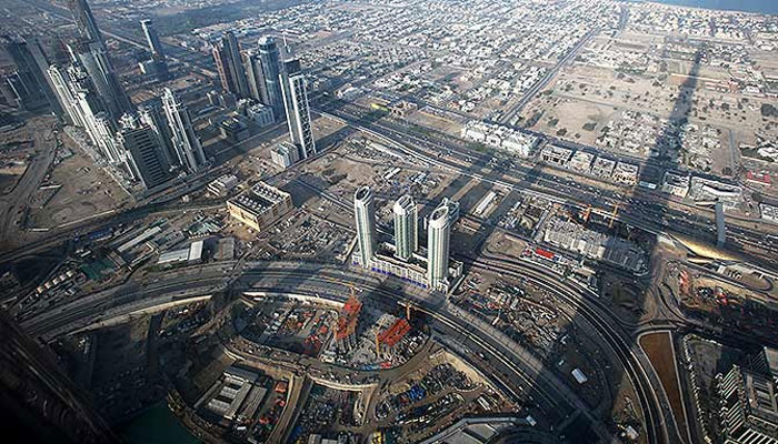 Indians biggest foreign property buyers in Dubai again.