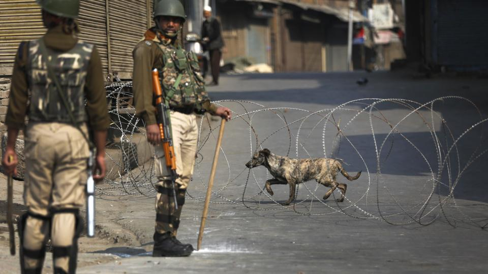 Two JeM hideouts smashed in Pulwama