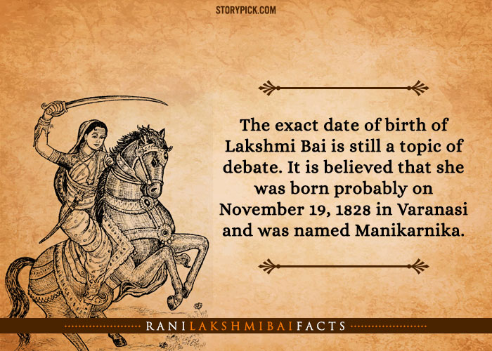 11 Fascinating Facts About Rani Laxmi Bai, The Woman Who Shook The Entire British Raj