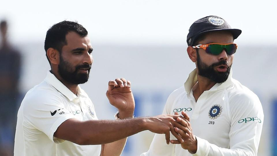 Virat Kohli's rotation policy has benefited pace bowlers: Mohammed Shami
