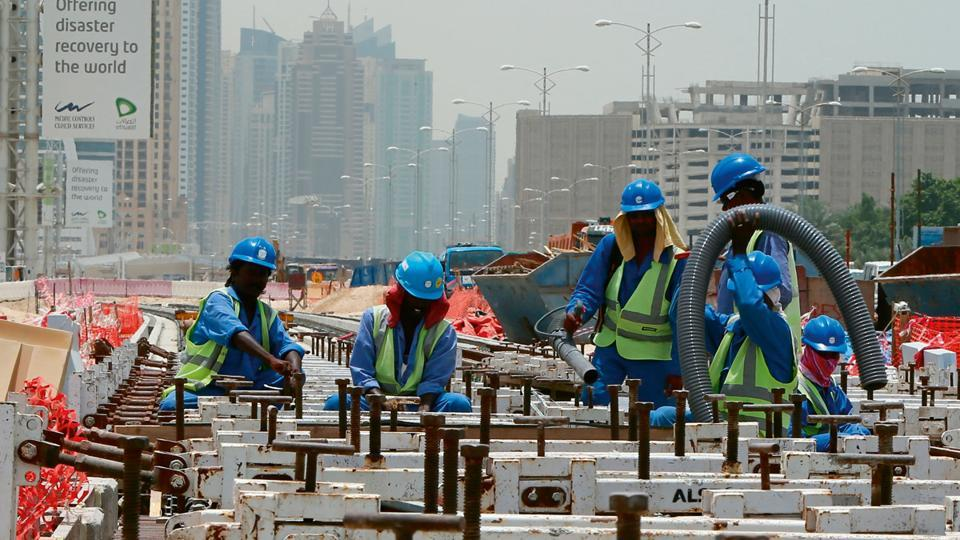 'Dubai is danger': Death brings home reality of Indian workers' life in Gulf.