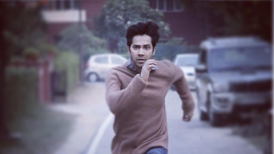 October first look: Varun Dhawan is running scared in Shoojit Sircar's next, mystery unravels April 13