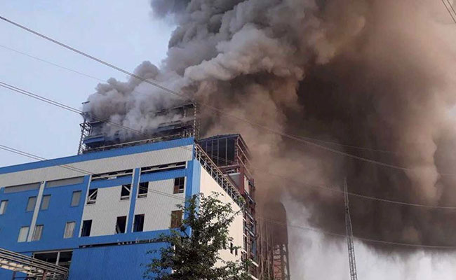 22 Dead, Dozens Injured In Boiler Blast At NTPC Power Plant In UP