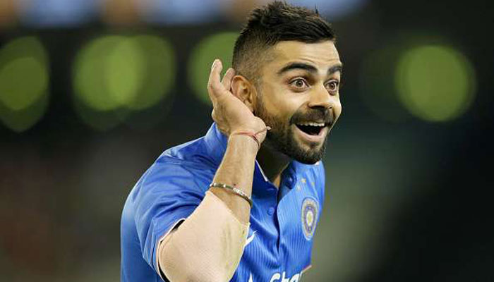 What Virat Kohli has for breakfast, lunch and dinner