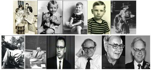 The Evolution of Warren Buffett's Career from 1936 to 2013