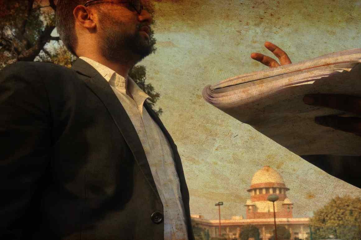 A Sad Moment in India's Judicial History