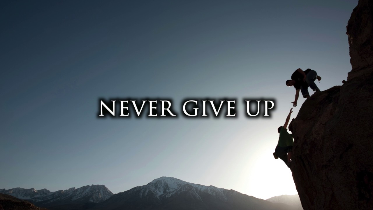 Never Give Up (Award Nominated Short Film)