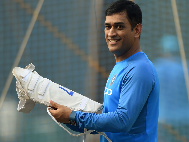MS Dhoni Responds To Calls For His Ouster From India
