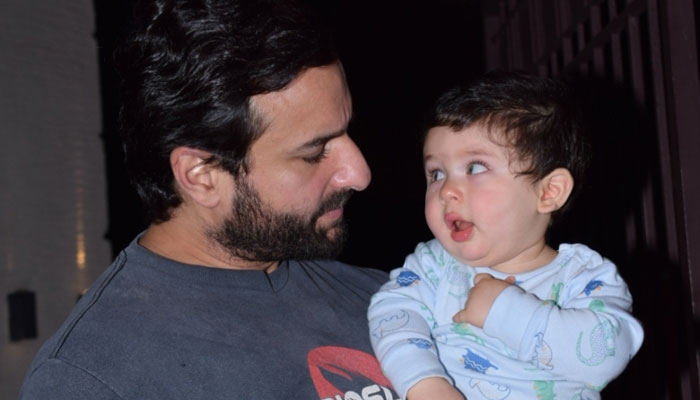 Taimur Ali Khan gets new swanky SRT worth a crore as Children