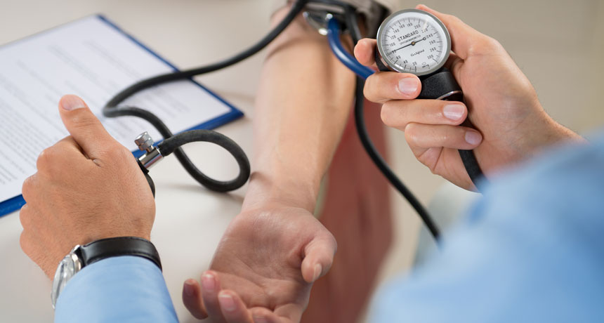 New blood pressure guidelines put half of U.S. adults in unhealthy range