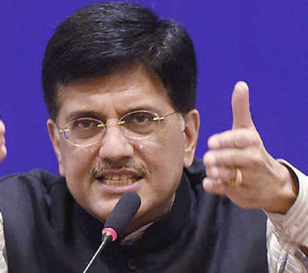 Piyush Goyal goes on Quora to answer bullet train question, his reply gets 33,000 views