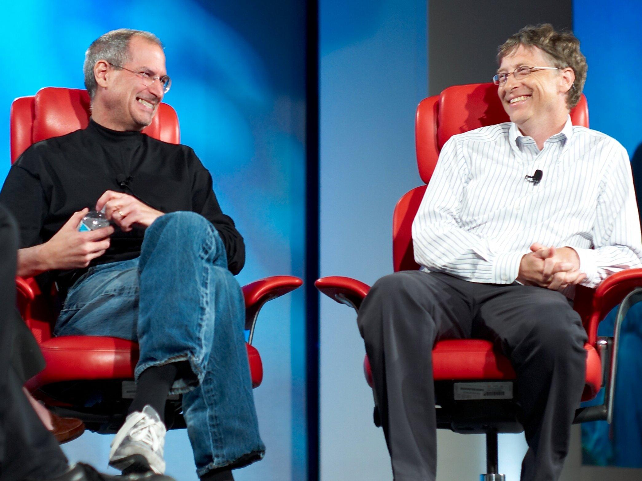 Read Bill Gates