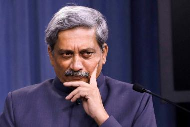 Goa Chief Minister Manohar Parrikar Tells Students About his