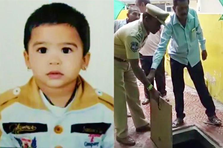 Killed by negligence? 3-yr-old drowns to death in open sump at Hyderabad playschool