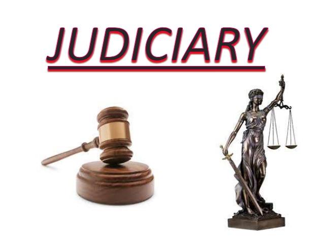 History of the judiciary
