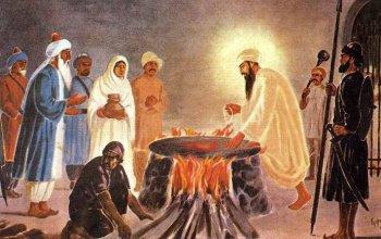 Martyrdom of Guru Arjan